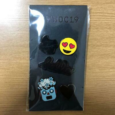 WWDC 2019 Apple Collectable Pins World Wide Developers Conference