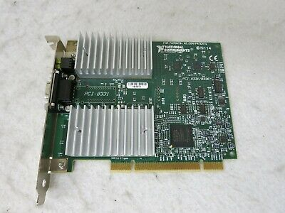 National Instruments NI PCI-8331/ 8336 MXI-4 Interface Card 189051D-01