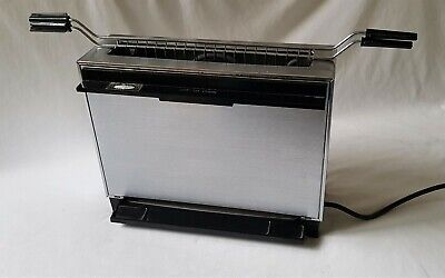 Vintage C1970'S Sunbeam Vertical Grill And Toaster - Perfect Working Cond