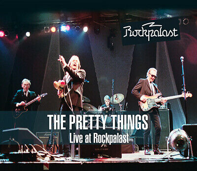 The Pretty Things: Live At Rockpalast 1998, 2004 & 2007: 2DVD/CD REPUK1204