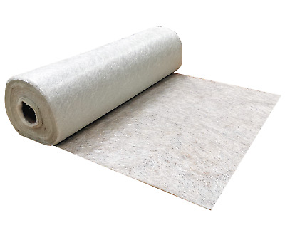 450gsm Fibreglass Chopped Strand Matting for Flat Roofs, GRP Roofing by Restec