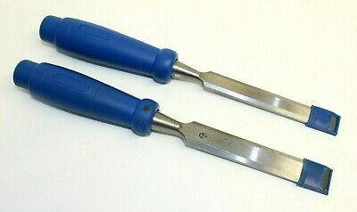 Draper Bevel Edged Woodworking / Carpentry Chisels - Used