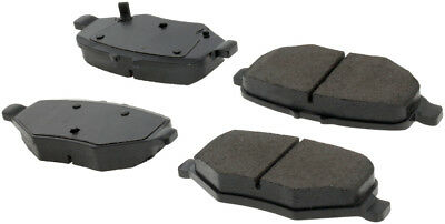 Centric Brake Pad Sets 2-Wheel Set Rear Driver or Passenger Side 105.16120