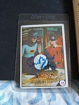 ADAM WEST BURT WARD JULIE NEWMAR /& YVONNE CRAIG autographed 8x10 photo reprint