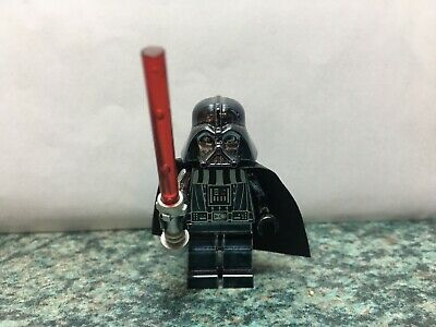Official LEGO Minifigure - Star Wars Darth Vader - Chrome - Very Rare