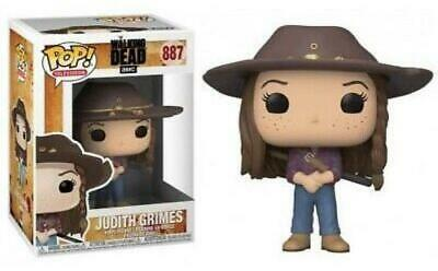 (HCW) Funko Pop - 887 TV AMC The Walking Dead - Judith Grimes Vinyl Figure