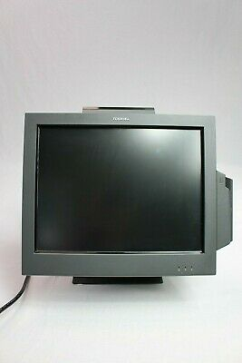 """Toshiba 4852-E70 15"""" 2.50GHz 4GB RAM 64GB HDD POS Touch Screen Computer no cover"""