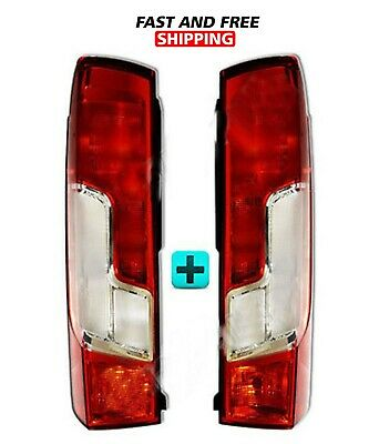 Peugeot Boxer Mk.3 Chassis Cab 14-18 Right Hand O//S Driver Rear Light with Lens