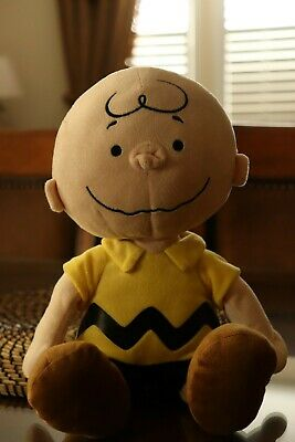 Charlie Brown Plush Collectible