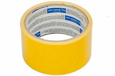 High Quality Double Sided Tape Easy Tear Clean Peel UV Resistant Long- 50mm x10m