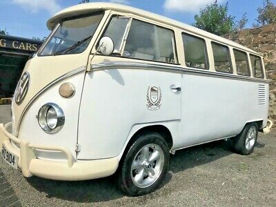 Volkswagon  Campervan Classic Brazilian Model 1974