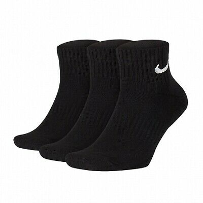 Calcetines Calzettoni Socks Nike Everyday Cushion Ankle 3Pack talla:  S (34-38)
