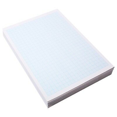 Quill A4 2mm Graph Paper Ream 500 02530