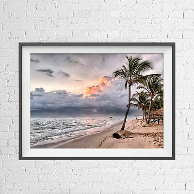 VANILLA SPRAY COLLECTION BEACH LIFESTYLE POSTER PICTURE PRINT Size A5 to A0