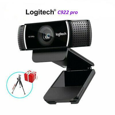Logitech  Webcam Web Camera C922 Pro C920 C920E HD video chatting streaming