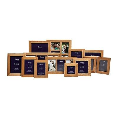 4x6 5x7 6x8 8x10 Sizes In Solid Wood Home Decor Photo Picture Frames  4 Colours