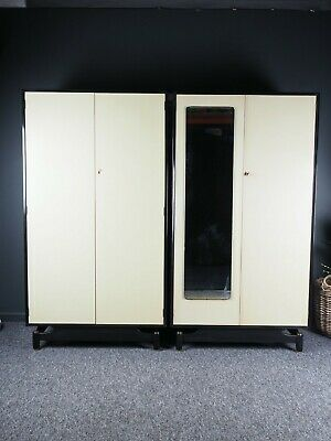 VTG Mid Century 1960s E Gomme G Plan Wardrobes Pair UK DELIVERY AVAILABLE