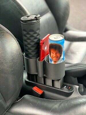 Audi TT Mk1 Double Cup and Phone Holder