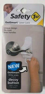 Safety1st-Outsmart Lever Lock [New]