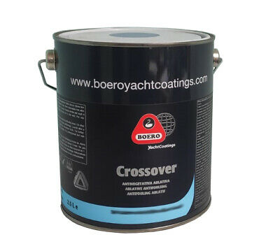 Boero Crossover Antivegetativa Autolevigante - Pirate - 2,50 Lt Nero