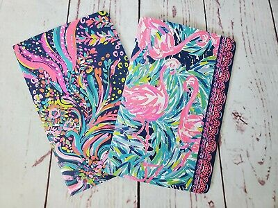 NWOT LILLY PULITZER Health Journals- Workout, Steps, Water Intake, Meal Planning