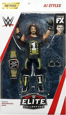 WWE Figures - Elite Top Picks - Mattel - Brand New - Boxed - SHIPPING COMBINES