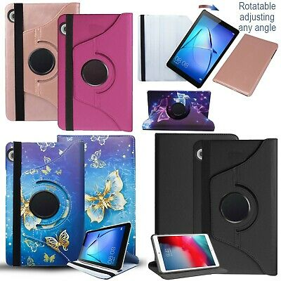 "For Samsung Galaxy Tab A 10.1"" 2019 S6 S5e PU Leather Tablet Stand Case Cover"