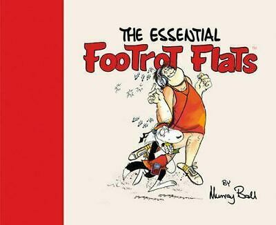 The Essential FOOTROT FLATS by Murray Ball. Humour cartoons illustrations VGC