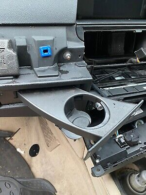 BMW 5 Series 2003-10 E60 E61 RHD Passenger Left Side Cup Holder NSF 51457063104