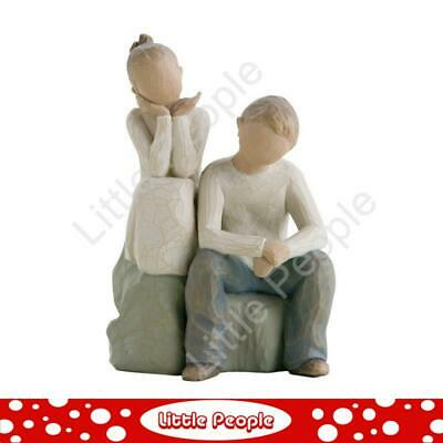 Willow Tree - Figurine Brother and Sister Collectable Gift