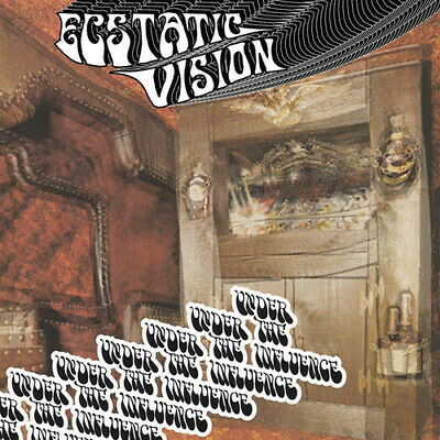 Ecstatic Vision - Under The Influence (CD Used Very Good)