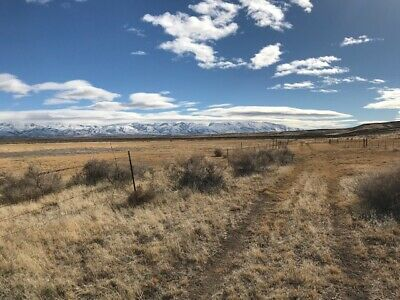 Elko, Nevada - 1 Acre RV site - Close to I-80 - STUNNING Ruby Mountain Views!!