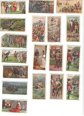 Cigarette Cards Mixed Lot of Many Different Cards.(To much to mention.)