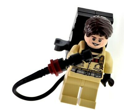Lego Dr Ray Stantz from set 21108 Ghostbusters Ecto-1 No Proton Pack gb003