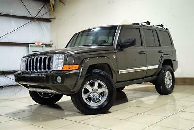 2006 Jeep Commander Limited LIFTED OFF ROADING 2006 Jeep Commander Limited 4X4 LIFTED HEATED SEATS SUNROOF NITTO TIRES MUST SEE