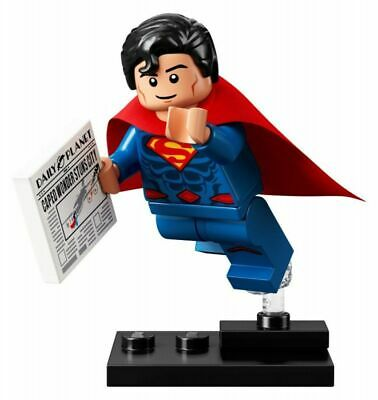 LEGO MINIFIGURES DC SUPER HEROES SERIES 71026 SUPERMAN - Loose but NEW