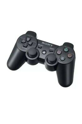 SONY Playstation 3 PS3 Dualshock 3 Sixaxis Wireless Controller, Black Original
