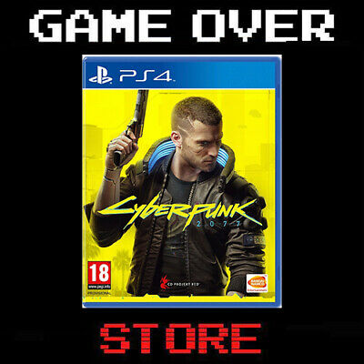 Cyberpunk 2077 Ps4 Day One Edition Playstation 4 Videogame Gioco Italia