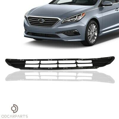 2015-16 Sonata Front Lower Bumper Grille HY1036127