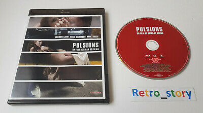 Blu-Ray Pulsions - Michael CAINE - Angie DICKINSON - Nancy ALLEN