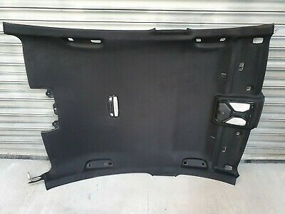 BMW Headlining Roof Ceiling Sky Roof Lining Black Anthracite