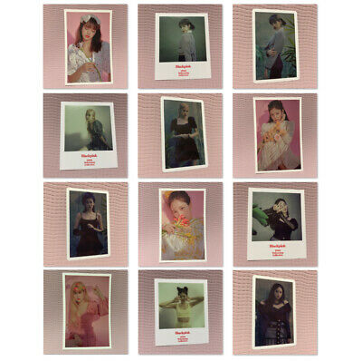 BLACKPINK Official PHOTOCARD Only 2020 WELCOMING COLLECTION Select Photo Card