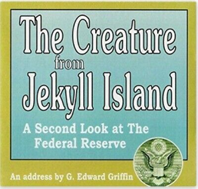 The creature from Jekyll island CD (Officially Printed by Publisher) new