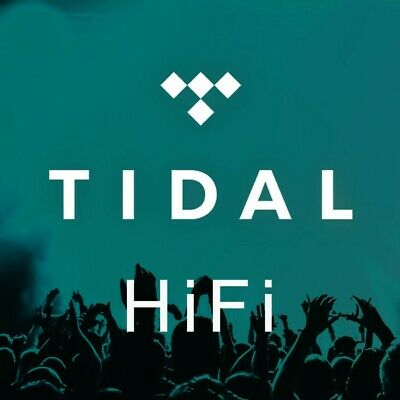Tidal Hi-Fi-listen & download  without limits - 1 year subscription (read desc)