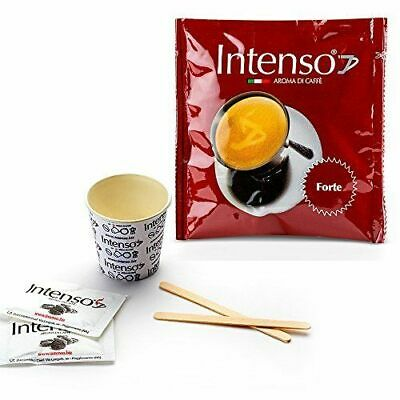 150 Pods and Accessories - Hard Flavour - Intenso Aroma Di Caffe