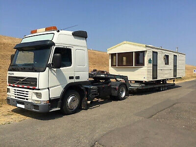 Transport Mobilheim Container Tiny House Chalet