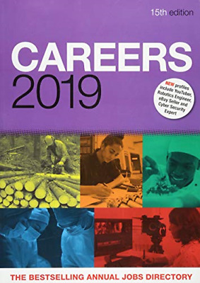 Careers 2019: Easy-to-use job directory that covers every single career you can