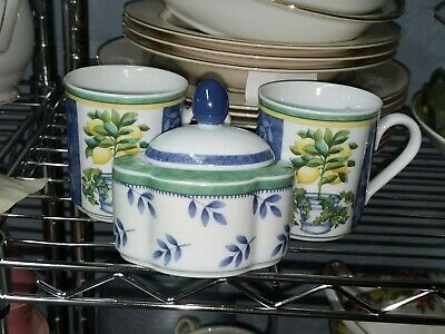 Villeroy Boch Switch 3 Castell Country Collection salad, dinner, bowls  or mugs