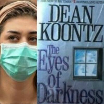 The Eyes Of Darkness By Dean Koontz 🛑Virus Epidemic🛑40 Years Ago🔥[P D F]🔥📥