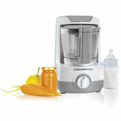 Cuisinart 2 in 1 baby food maker and bottle warmer Gently used